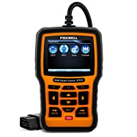 FOXWELL NT510 OBD1 and 2 Automotive Scanner for BMW
