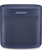 Bose SoundLink Color Bluetooth Speaker II, Limited Edition/Midnight Blue, (752195-0800)