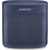 Bose SoundLink Color Bluetooth Speaker II- Limited Edition, Midnight Blue