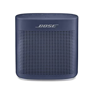 Bose SoundLink Color Bluetooth Speaker II - Limited Edition, Midnight Blue (Amazon Exclusive)