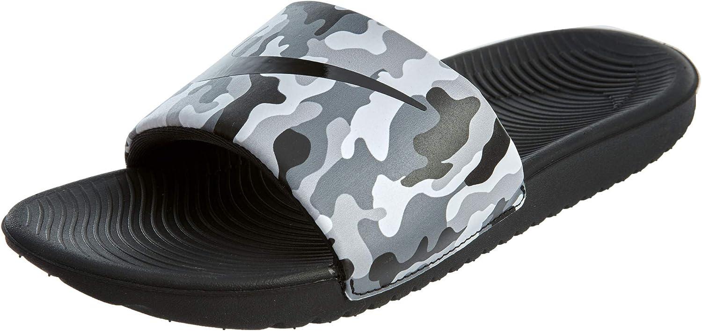 Nike Kawa Slide Print gs//ps Big Kids 819358-008