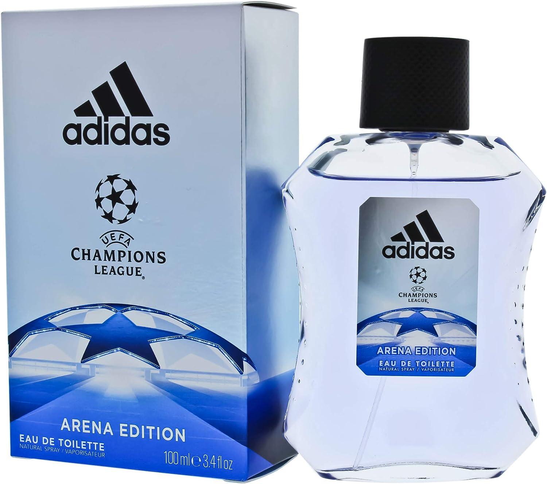 Adidas Uefa Arena Edition Eau de Toilette para Hombre - 100 ml.: Amazon.es: Belleza