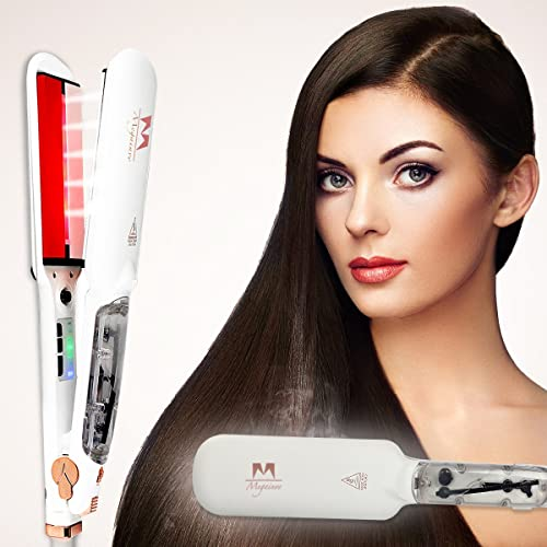 l 39 oreal professional steampod 2 0 hair straightener white health personal care. Black Bedroom Furniture Sets. Home Design Ideas