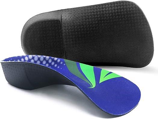 Men Women Gel Orthotic Sport Running Insole Insert Shoe Pad Arch Cushion lot RE