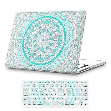 Amazon.com: Holilife - Carcasa rígida para MacBook Pro de 15 ...