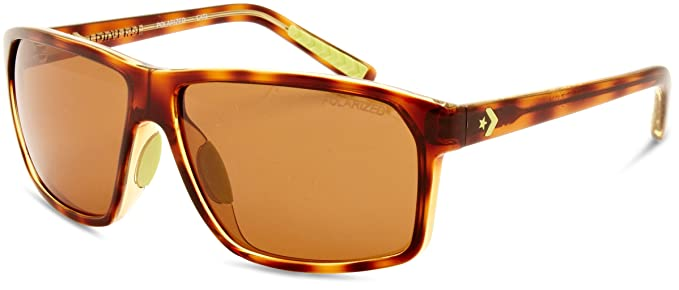 Converse - Gafas de sol Rectangulares On Deck para hombre ...