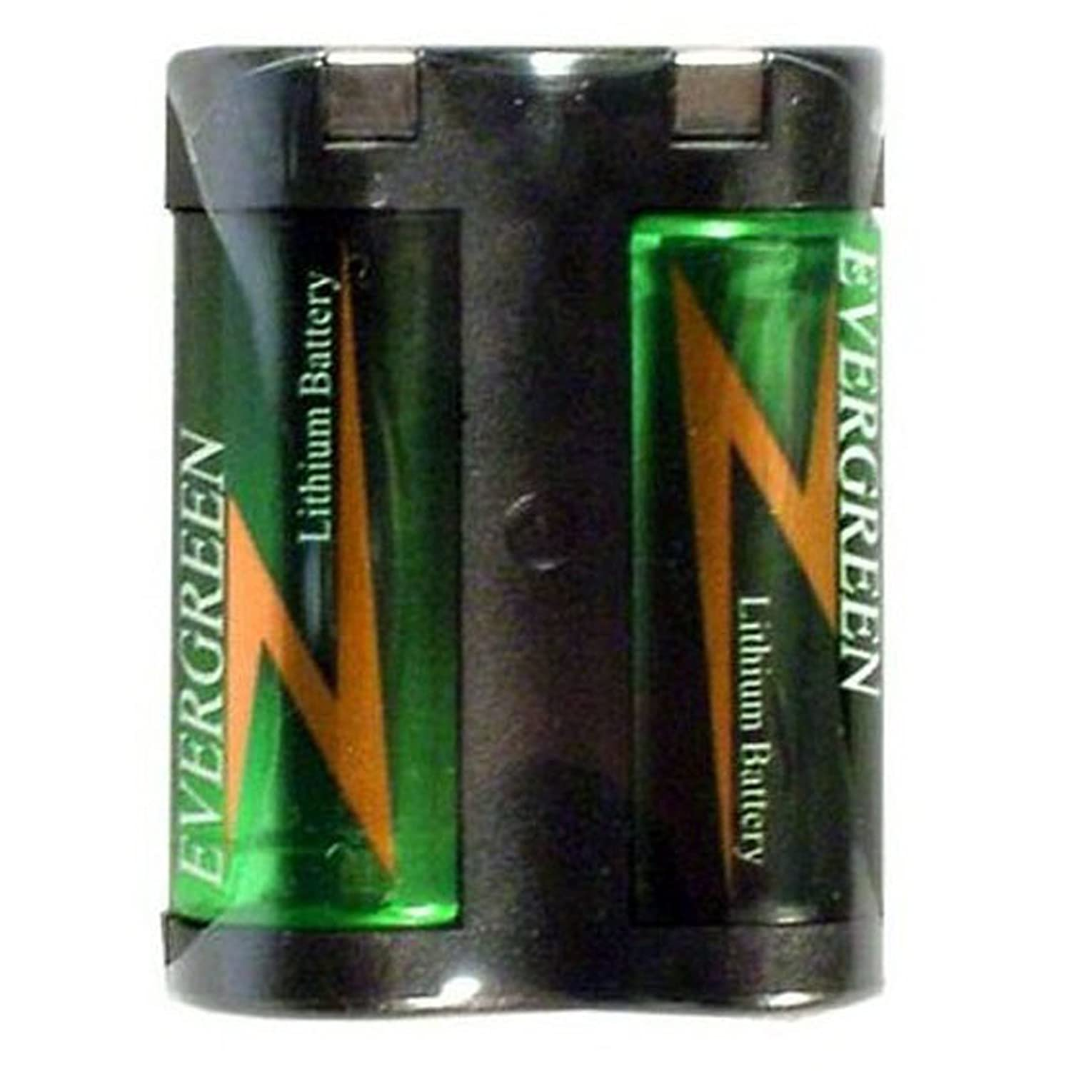 Evergreen 2CR5 Photo Lithium Battery Replacement