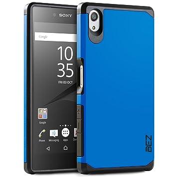 BEZ Funda Xperia Z5, Carcasa Compatible para Sony Xperia Z5 ...