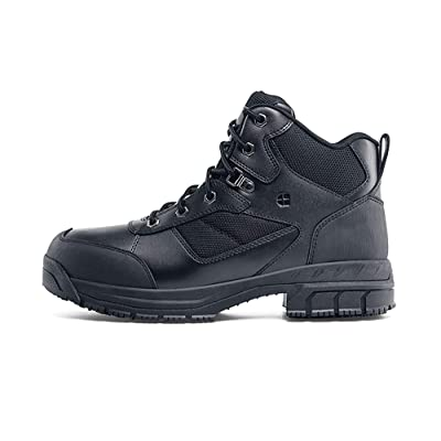 Shoes for Crews Voyager Ii-Steel Toe Industrial Boot: Shoes