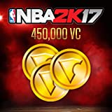 NBA 2K17: 450,000 VC - PS4 [Digital Code]