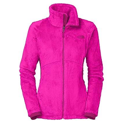 892b79f4b The North Face Tech-Osito Jacket Womens Luminous Pink/Dramatic Plum M