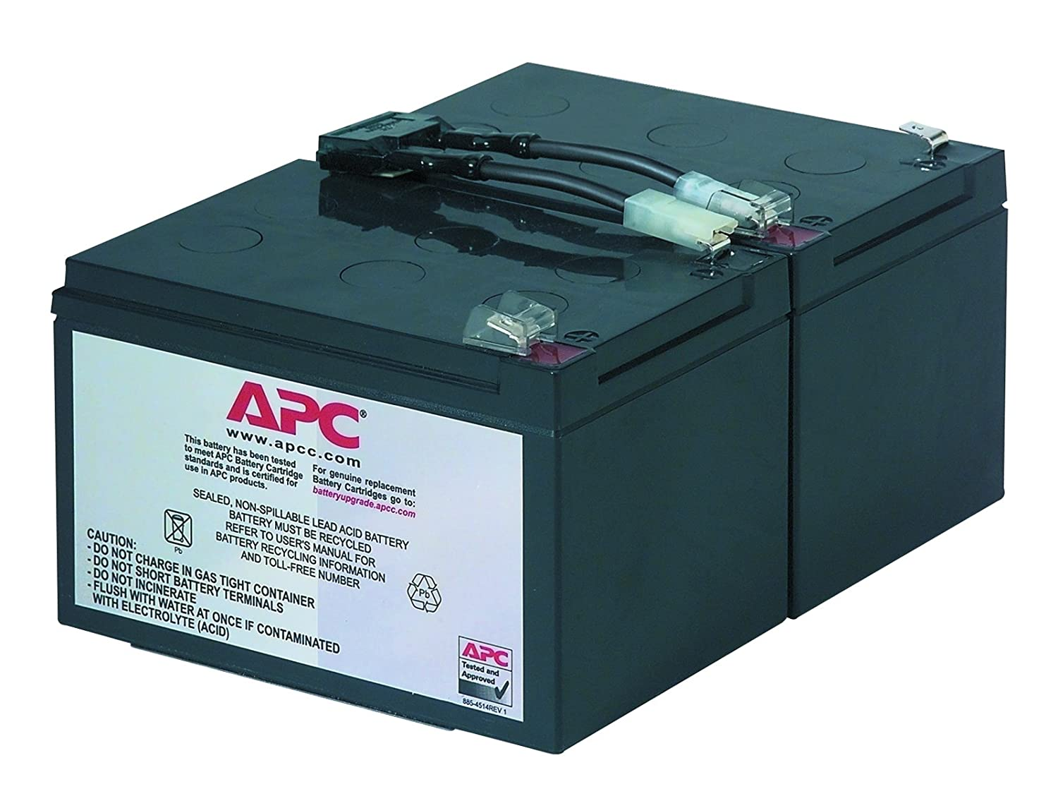 WRG-3749] Apc 1500 Battery Wiring Diagram Fre on