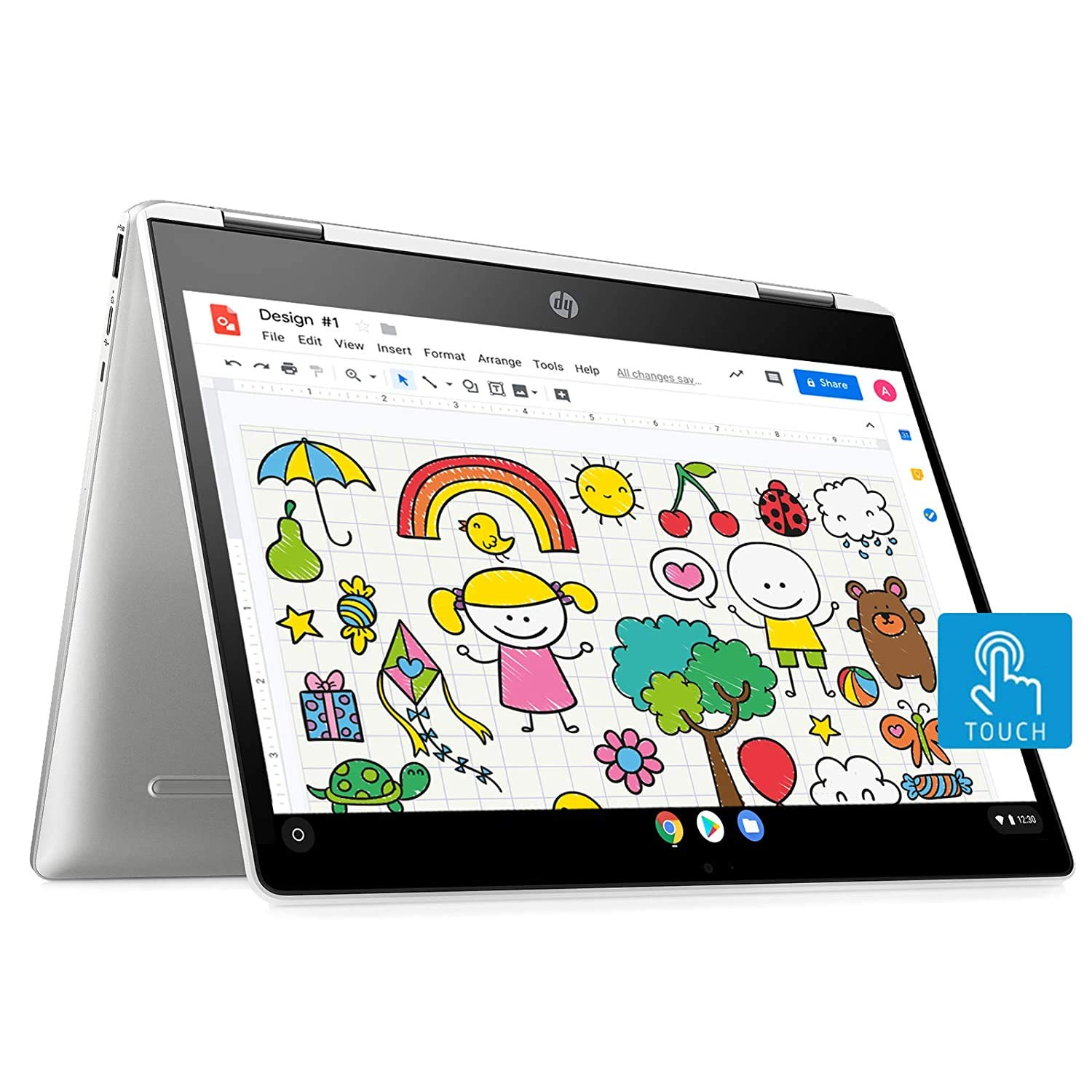 hp Chroombook image