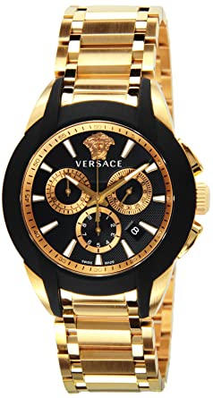 212a13603d6 Amazon.com  Versace Watch Character Chronograph M8c80d009s080  Watches