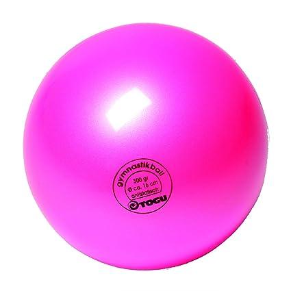 TOGU Gymnastic Lacquered - Balón de Ejercicio, Color Naranja ...