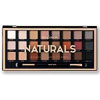 Prousion 化妆品 - 专业艺术专业眼影盘,自然色