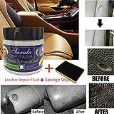Amazon.com: YUBINK - Relleno de reparación de cuero. Para ...