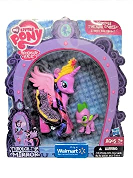 My Little Pony Princess Twilight Sparkle & Spike the Dragon