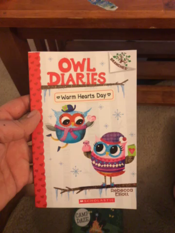 Warm Hearts Day: A Branches Book (Owl Diaries #5) - Kindle edition by Rebecca Elliott. Children
