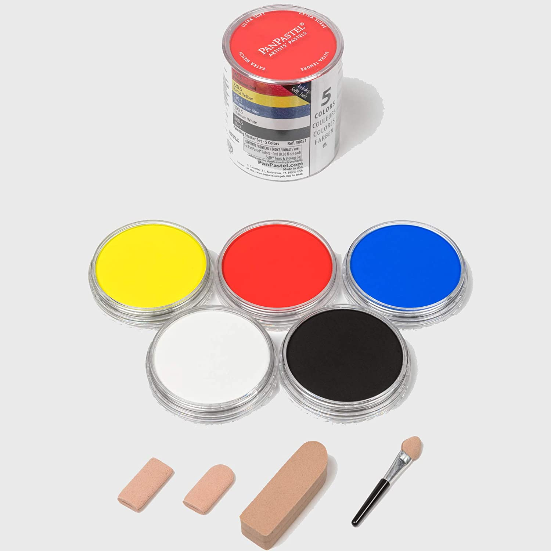 Painting Set PanPastel 5 Colour Starter Set