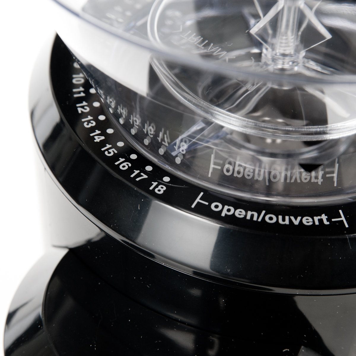 Secura Automatic Conical Burr Coffee Grinder CGB-018 Upper Grinder Cone