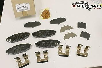 Subaru 26696AG051 Rear Brake Pad Kit