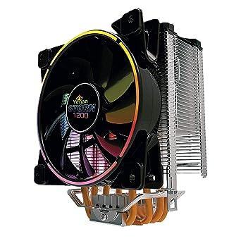 YEYIAN, Sistema Refrigeracion de CPU STORM Gaming, Ventilador de ...