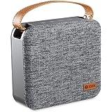 Zoook ZB Rocker Plush Bluetooth Speaker (Steel Grey) with NFC