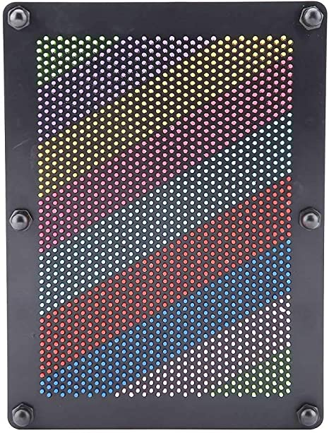 3D Pin Art Juego de Mesa Novela Pin Art Inspire Imagination ...