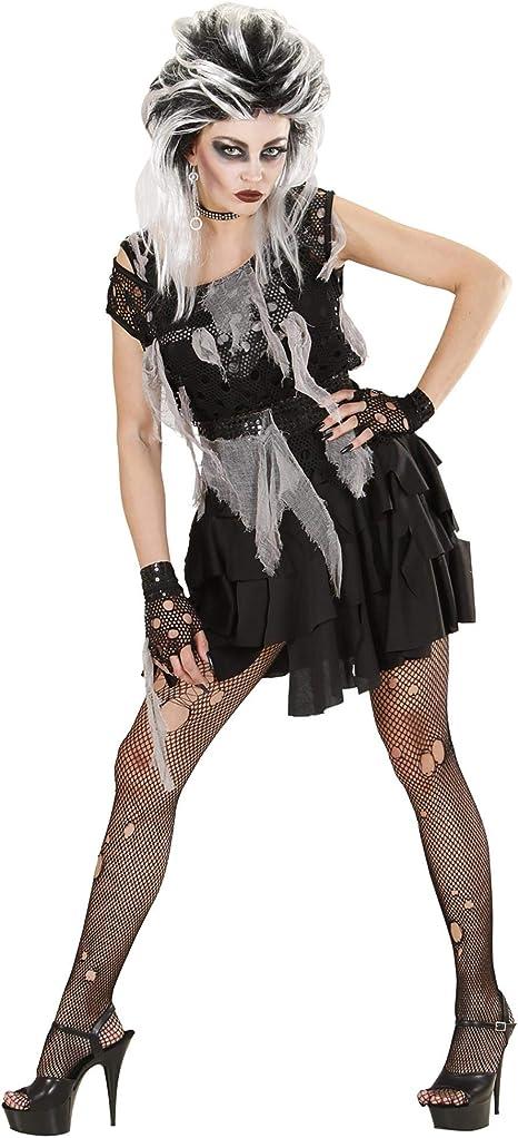 WIDMANN Mujer Disfraz Zombie Punk: Amazon.es: Juguetes y juegos