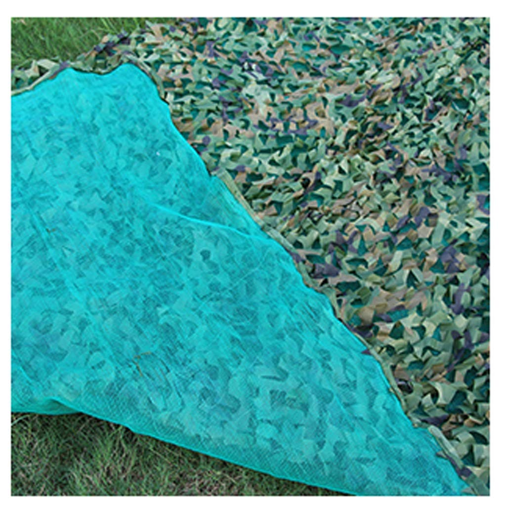 【最安値】 3層肥厚迷彩ネット B07P7X2JG5、オックスフォード布素材シェード狩猟太陽隠しキャンプキャンプ屋外隠しバードウォッチングテント舞台背景装飾ミリタリーネット B07P7X2JG5, 細入村:f740fdcf --- ciadaterra.com
