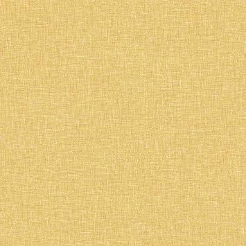 Papier peint à coller texture lin Arthouse: Amazon.fr: Bricolage