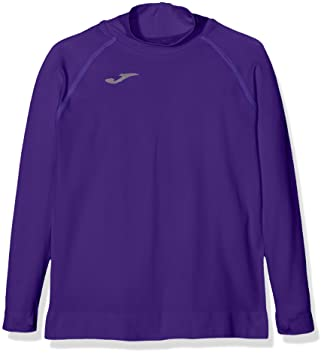 Amazon.com : JOMA PURPLE SHIRT L/S (SEAMLESS UNDERWEAR) 4-6 : Sports & Outdoors