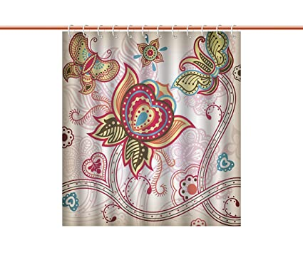 Image Unavailable Not Available For Color Stylish Shower Curtain