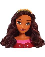 IMC Toys- Princess Tête à Coiffer Elena d'Avalor-Disney, 291072