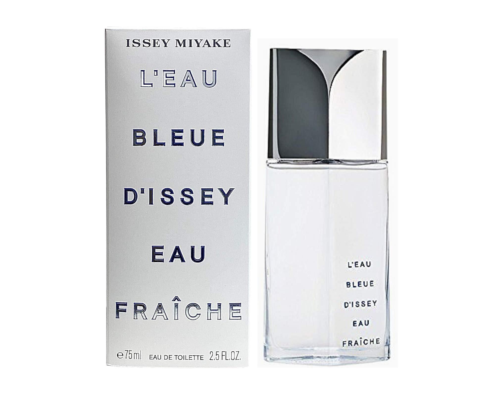 L'Eau Bleue by Issey Miyake Eau De Toilette For Men, 75ml
