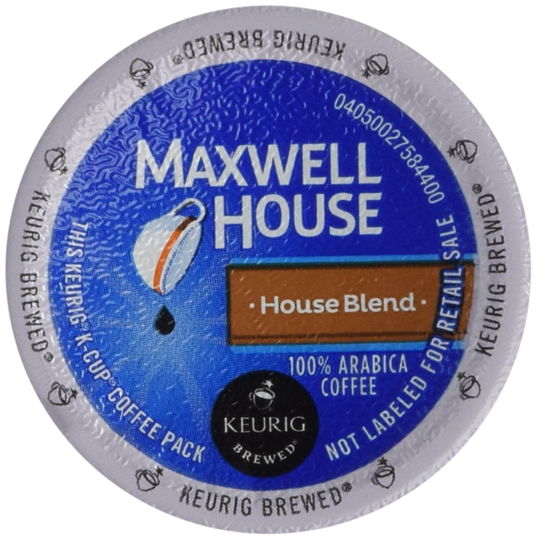 Maxwell House House Blend K-Cup Coffee Pods, 84 ct Box by MAXWELL HOUSE (Image #2)