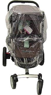 Protector de lluvia Compatible con paseo Quinny Buzz (142 ...