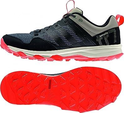 adidas - Zapatillas para Correr en montaña de Mezcla de Tejidos para Hombre marrón marrón: Amazon.es: Zapatos y complementos