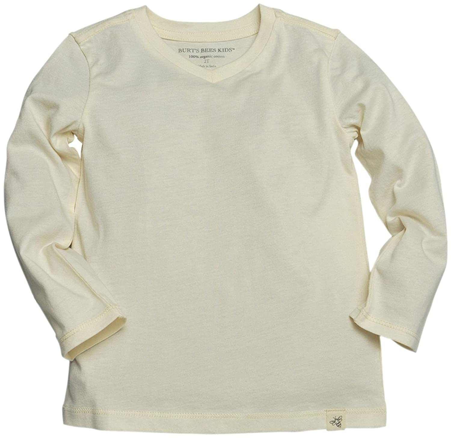 Burt's Bees Baby - Baby Boys T-Shirt, Long Sleeve V-Neck and Crewneck Tees, 100% Organic Cotton LY23948
