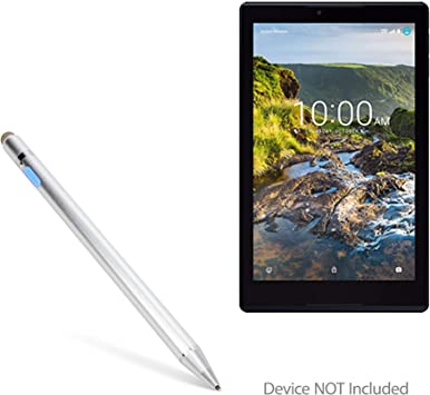 Winnovo 7.85-inch 4G-LTE Tablet Broonel Grey Fine Point Digital Active Stylus Pen Compatible with The Verizon Ellipsis 8 Yuntab H8 8 Inch A53