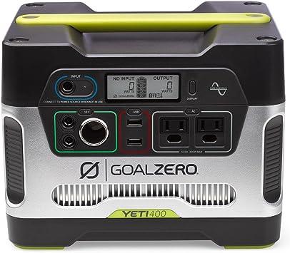 Goal Zero Yeti Portable Power Station 400Wh