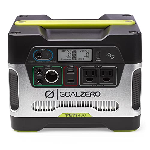 Goal Zero Yeti 400 Portable Power Station Alternative