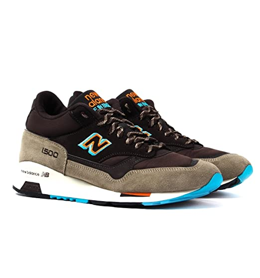 New Balance MH1500 BT brown orange 11