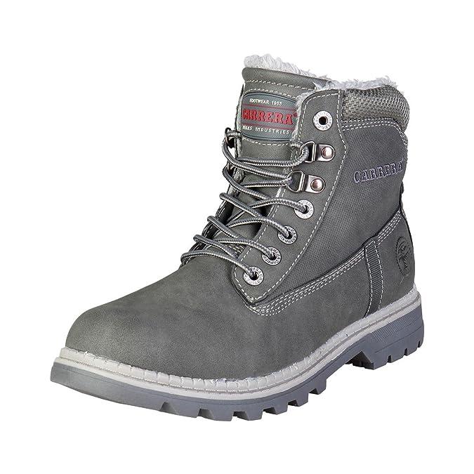 Carrera Jeans Herren ALABAMA_CAM721020 Grau Hohe Stiefeletten 41 EU:  Amazon.de: Schuhe & Handtaschen