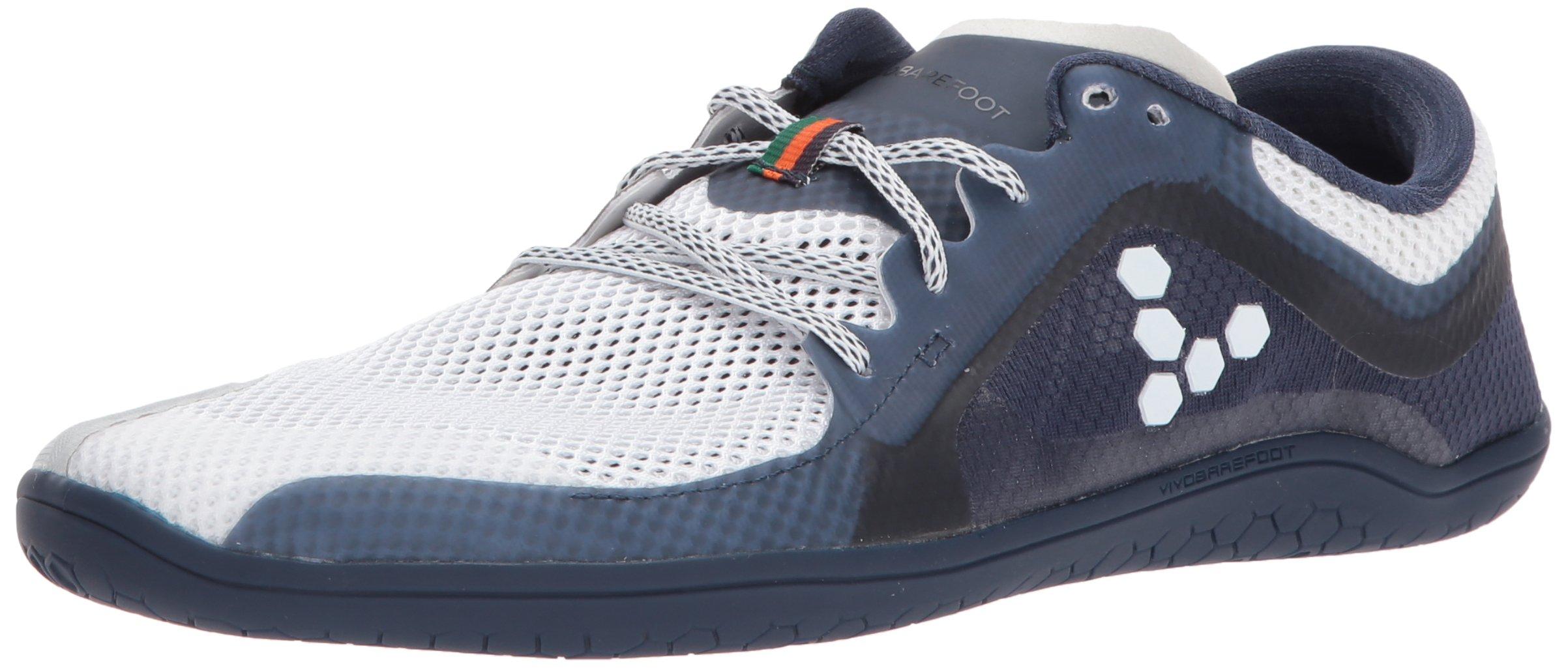 Vivobarefoot Women's Primus Lite Running Trainer Shoe, Iffley, 38 D EU (7.5 US)