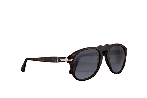2e2cf8cadf Persol PO0649S Sunglasses Havana w Crystal Sky Gradient Lens 2486 54mm PO  0649 PO0649-S 649S 649-S PO 649  Amazon.co.uk  Clothing
