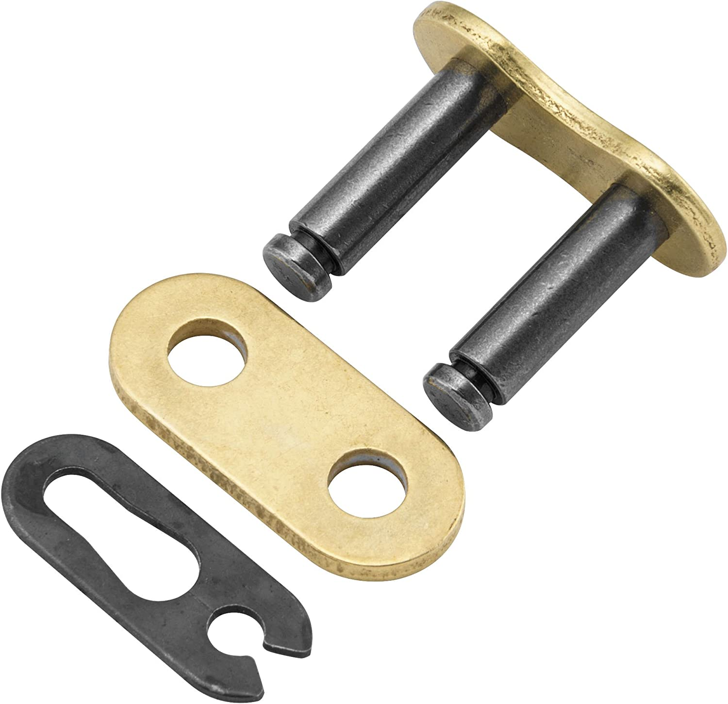 Gold 428 Chain Master Link
