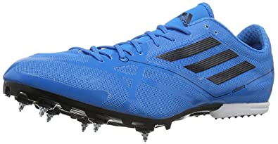 adidas Performance Mens Adizero MD 2 Running Shoes Turquoise T�rkis (Solar  Blue S14/Black