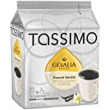 Gevalia French Vanilla Medium Roast Coffee T-Discs for Tassimo Brewing Systems (16 T-Discs)